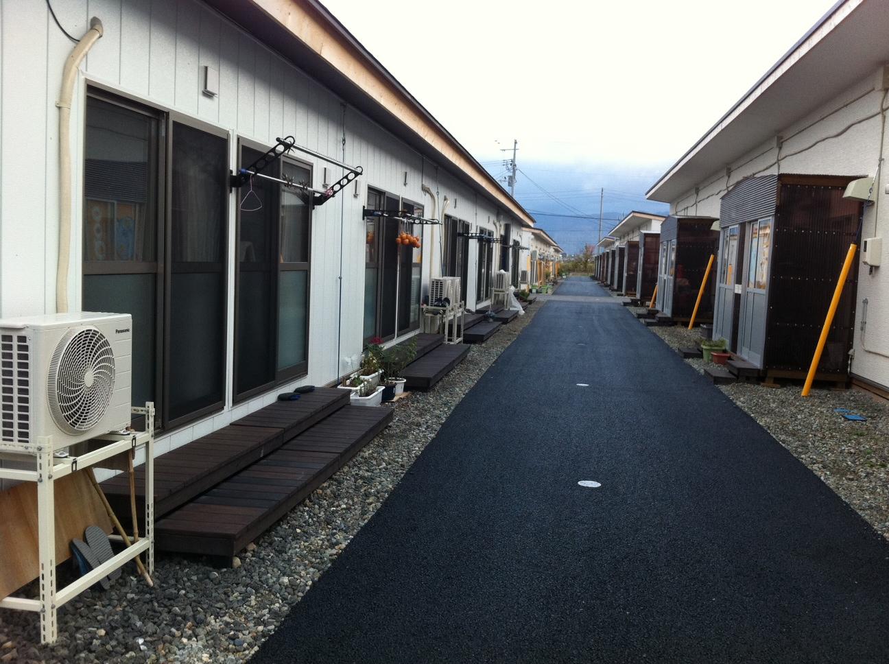 Situation of the Evacuees | Fukushima On The Globe