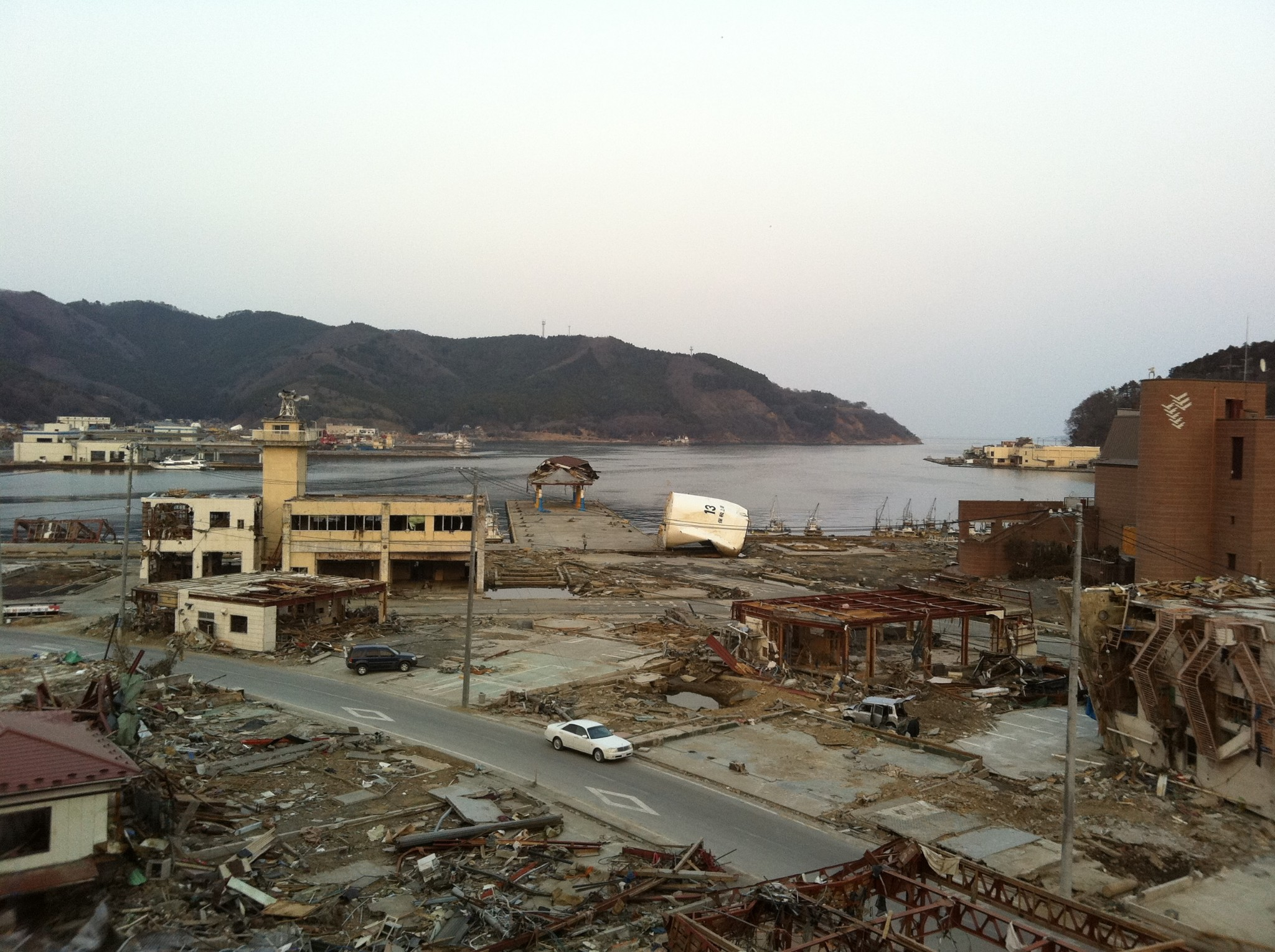 what happened fukushima on the globe damages by earthquake and tsunami