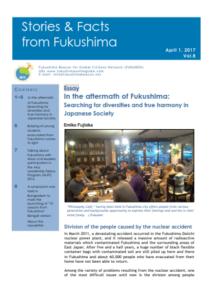 Stories and Facts from Fukushima Vol.8