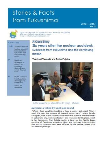 Stories and Facts from Fukushima Vol.9